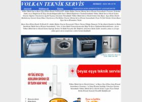 volkanteknikservis.com