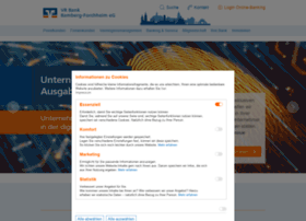volksbank-forchheim.com