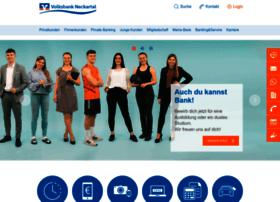 volksbank-neckartal.de