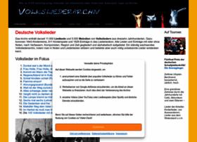 volksliederarchiv.de