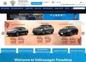 volkswagenpasadena.com