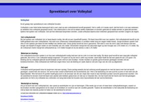volleybal.vanee.org