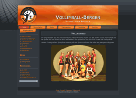 volleyball-bergen.de