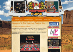 volleyball-festival.com