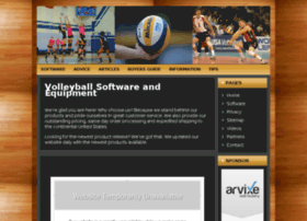 volleyball-software.com