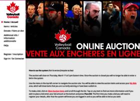 volleyballauction.ca