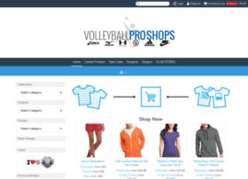 volleyballproshops.com