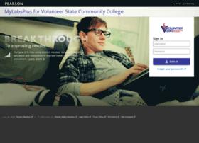 Volstate.mylabsplus.com