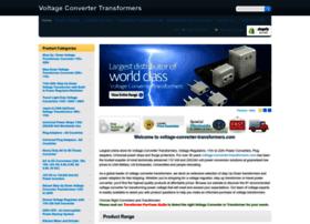 voltage-converter-transformers.com