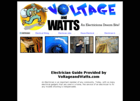 voltageandwatts.com
