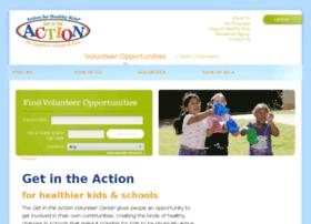volunteer.actionforhealthykids.org