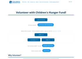 volunteer.childrenshungerfund.org