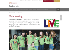 volunteer.concordia.ca