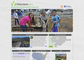 volunteer.gov
