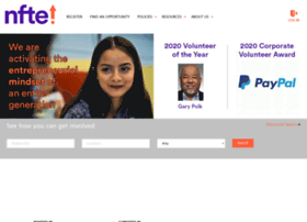 volunteer.nfte.com