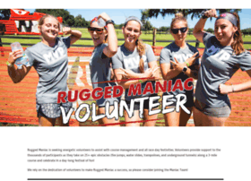 volunteer.ruggedmaniac.com