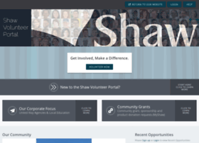 volunteer.shawinc.com