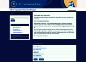 volunteer.sugarlandtx.gov