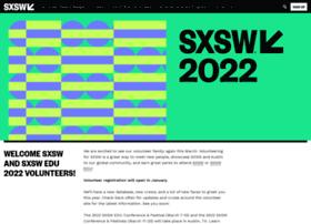 volunteer.sxsw.com