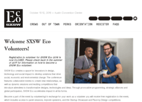 volunteer.sxsweco.com