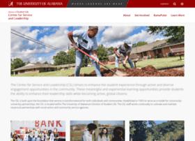 volunteer.ua.edu