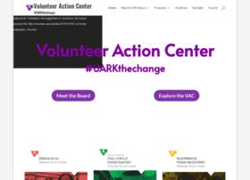 volunteer.uark.edu