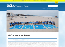 volunteer.ucla.edu
