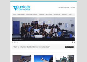 volunteer.ucsd.edu