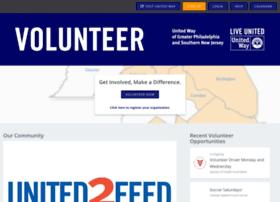 volunteer.unitedforimpact.org