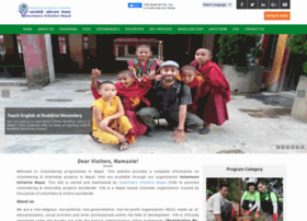 volunteeringnepal.org