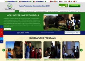 volunteeringwithindia.org