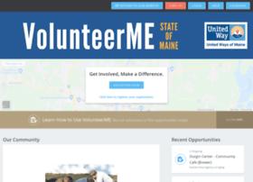 volunteermaine.galaxydigital.com
