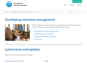volunteermanagers.org.uk