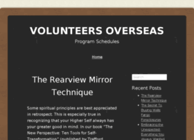 volunteeroverseasprograms.ca