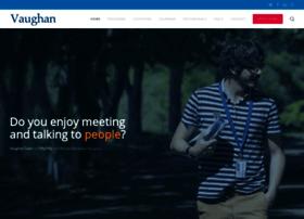 volunteers.grupovaughan.com