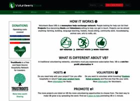 volunteersbase.com