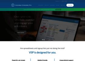 volunteerschedulerpro.com