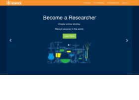 volunteerscience.com
