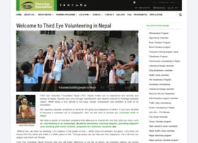 volunteersummernepal.org
