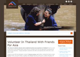 volunteerthailand.org