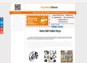 volvo-s60-yedek-parca.fiyatlarisitesi.com