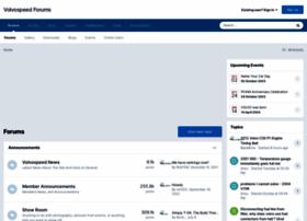 volvospeed.com