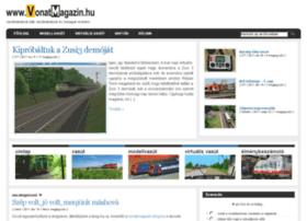 vonatmagazin.hu