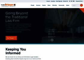 vonbriesen.com