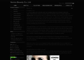 vonirabeauty.com