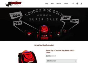 voodoodiscgolf.com