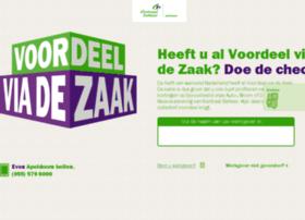 voordeelviadezaak.centraalbeheer.nl