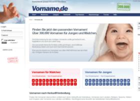 vorname.de