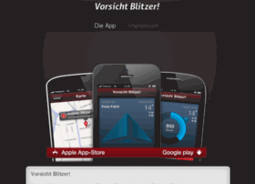 vorsichtblitzer-app.de