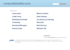 vortexsitebuilder.com